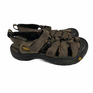 Keen Brown Newport H2 Hiking Shoes Size 2